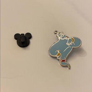 Disney pin Genie 2010
